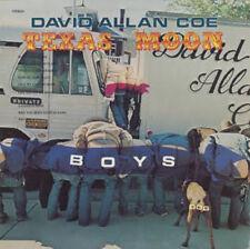 David Allan Coe - Texas Moon (1977) - Songwriter/Outlaw/Country Rock