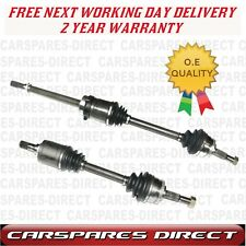 DRIVESHAFT FIT FOR A NISSAN PRIMERA P11 2.0 96>02 (L&R) SIDE PAIR