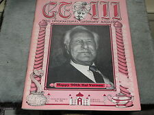 GENII  the international conjurors' magazine  may 1984  articles about magic D5
