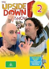 The Upside Down Show - Ice Cream Truck : Vol 2 (DVD, 2010)-FREE POSTAGE