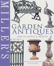 MILLER'S GARDEN ANTIQUES: HOW TO SOURCE AND IDENTIFY., Werff, Rupert van der & J