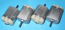 4 pk CAR DOOR LOCK MOTORS DIY ACTUATOR REPAIR Fix Mabuchi Toyota Lexus Honda NEW