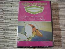 DVD SERIE ANIME COMANDO G LA BATALLA DE LOS PLANETAS GATCHAMAN Nº 3 NUEVO