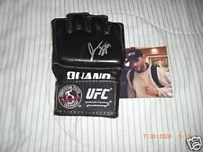 Jon Fitch signed UFC OUANO Glove MMA NHB autographed