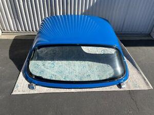 Mazda Miata OEM Hardtop Blue