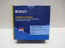 Brady M71 R4300 Black Print Ribbon Bmp71 Cartridge 114548 2 Inch X 150 Feet