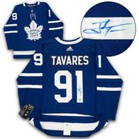 John Tavares Toronto Maple Leafs Autographed Adidas Authentic Hockey Jersey