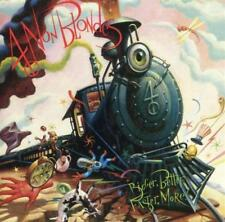 4 NON BLONDES - Bigger Better Faster More (CD 1992) USA Import EXC