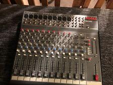 Soundtracs Topaz Macro X-TPZ-MACRO 14-Kanal Mischpult 10 Mikrofon-Eingänge