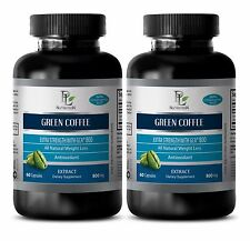 Green coffee pills GREEN COFFEE  EXTRACT 800mg Weight control diet 2B
