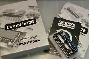 NEW - LumaFix 128 - Now For the Commodore 128 & 128D Computers