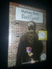 Back Twist (Dvd and Cards) by Mathieu Bich - Magic Dvd
