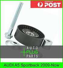 Fits AUDI A5 Sportback 2009-Now - V-Ribbed Drive Belt Pulley Idler Kit