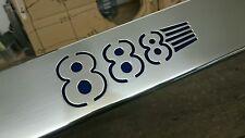 CANDELA copertura, ASTRA VXR, Zafira, Vectra, Z20LET, Z20LEH copertura del motore, logo 888