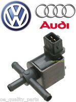 Genuine Turbo Pressure Boost Control Valve Solenoid Audi VW Golf Seat Skoda 1.8T