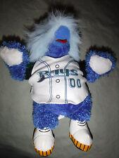 """2007 Match Up Promotions Tampa Bay Rays Baseball 9""""Plush Soft Toy Stuffed Animal"""