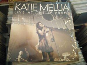 Katie Melua Live At The O2 Arena 2LP Original 2009