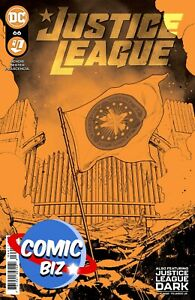 JUSTICE LEAGUE #66 (2021) 1ST PRINTING BAGGED & BOARDED MARQUEZ MAIN COVER