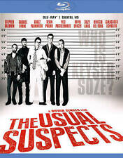 Usual Suspects (Blu-ray Disc, 2015, 20th Anniversary)