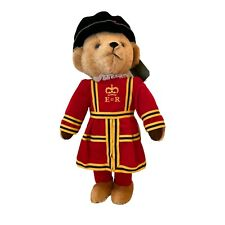 Merry Thought Ironbridge Shrops Royal Guard Beefeater E II R England Stiff Teddy