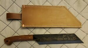 "SEAX KNIFE / FROE  bush knife bushknife 1/4"" thick, free shipping It's a beast!"