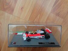 1/43 F1 FORMULA 1 CAR COLLECTION- MCLAREN M23 JAMES HUNT 1976 DIECAST CAR #18