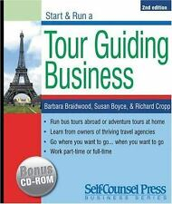 Start and Run a Profitable Tour Guiding Business (Start & Run ...) by Cropp, Ri