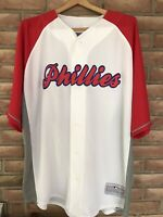 NWT Hunter Pence #3 Phillies Genuine Merchandise Size 2XL Jersey