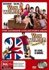 Van Wilder  / Van Wilder 2: The Rise of the TAJ (DVD, 2007, 2-Disc Set) New R4