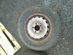 Renault Master Nissan NV400 Vauxhall Movano 2006-2017 235 65 R16C Wheel And Tyre
