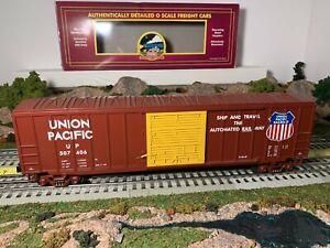 🚂 MTH 20-93021 Union Pacific 50' Single Door Boxcar LN/Box