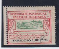 VIÑETA POLITICA REPUBLICANA .   AFINET 636 *