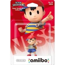 Nintendo Amiibo Ness Super Smash Bros No 34 Wii U 3DS Switch