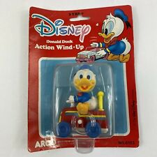 Vintage Arco Disney Donald Duck Action Wind-Up Toy