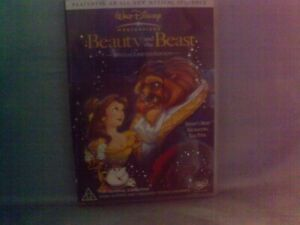 Beauty And The Beast (DVD, 2015, 2-Disc Set)