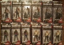 Walking Dead TV Series 3 Full Case Action Figures