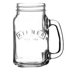 Dishwasher Safe Vintage/Retro Mason Drinking Jars Glasses
