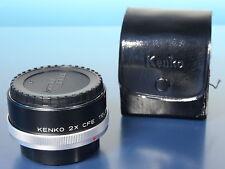 Kenko 2x cae Teleplus mc 4 teleconvertidores converter for para Canon FD - (40651)