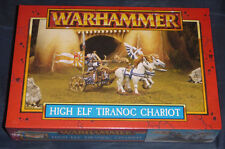 High Elf Tiranoc Chariot : Warhammer {NEW-SEALED-SHRINK} <RARE> <OOP>