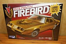 MPC 1979 PONTIAC FIREBIRD MODEL KIT LARGE 1/16 SCALE