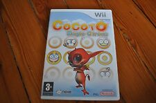 COCOTO MAGIC CIRCUS Jeu Game WII Nintendo