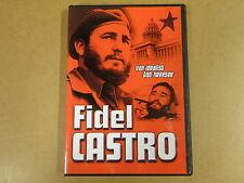 DVD / FIDEL CASTRO - VAN IDEALIST TOT HEERSER