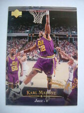 Upper Deck Not Autographed 1995-96 Basketball Trading Cards