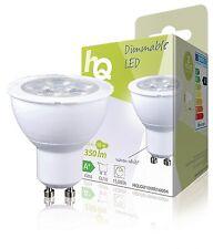 HQ Dimmable GU10 MR16 LED LIGHT BULB 5.5w 50w 350 lm WARM WHITE
