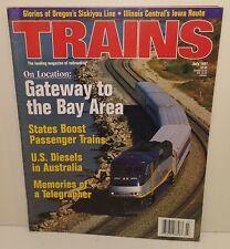 Trains Magazine - July 1997
