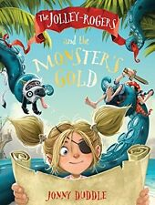 The Jolly-Rogers and the Monster's Gold