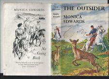 MONICA EDWARDS -THE OUTSIDER FIRST UK EDITION 1961 - ROMNEY MARSH