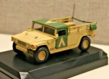 Victoria models Hummer desert storm w case only no outer box 1:43 die cast model