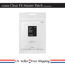 Cosrx Clear Fit Master Patch 18 patches + Free Sample [ US Seller ] Acne Patch