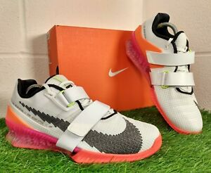 Nike Romaleos 4 SE Men's Weightlifting Squat Shoes Size UK 9 EU 44 DJ4487-121